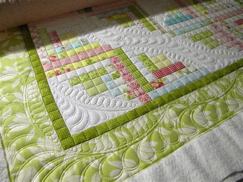 sew of wonderful border quilting