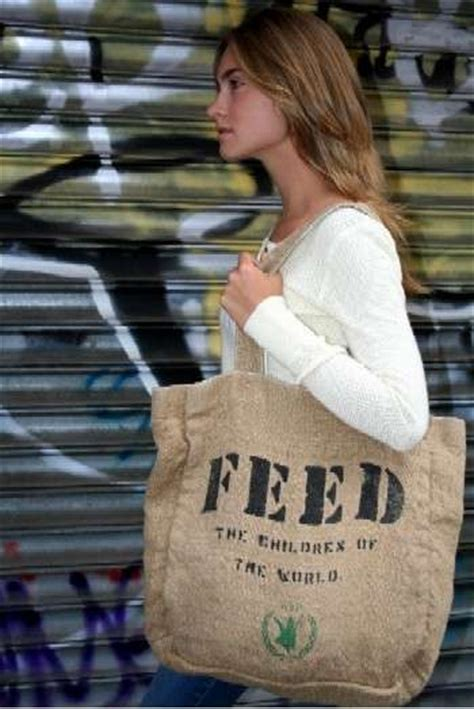 The Feed Bag By Feed And Bush by Bush Wfp Feed Bag The New Eco Quot It Quot Bag