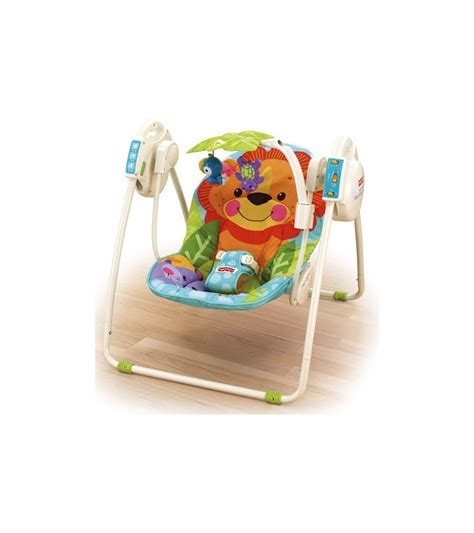 precious planet baby swing fisher price precious planet blue sky take along swing