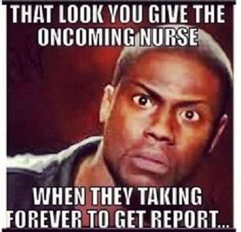 top this 10 funny nursing quotes and memes to complete