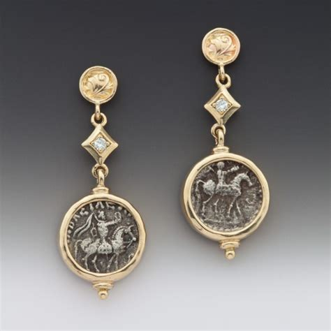 welcome to erez ancient coin jewelry ear