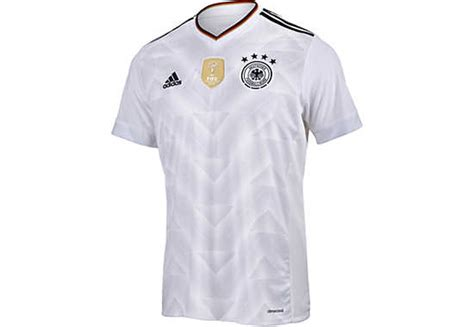 Jersey Germany Home adidas 2017 18 germany home soccer jerseys