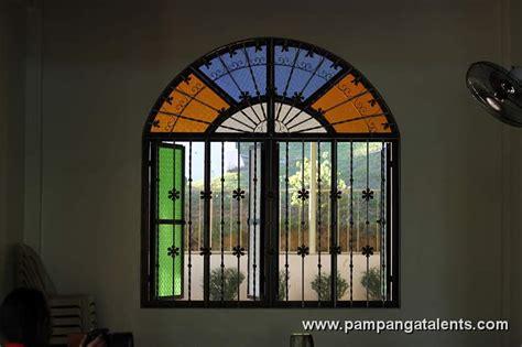 colored window colored glass window