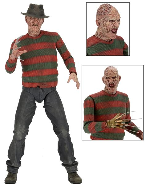 Home Decor San Diego by Nightmare On Elm Street Part 2 1 4 Scale Action Figure