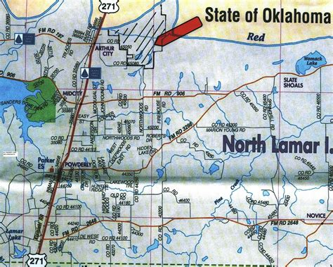 Lamar County Property Records 1 658 Acres Farm For Sale Lamar County Tx Land And Farm