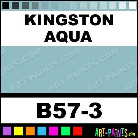 kingston aqua interior exterior enamel paints b57 3 kingston aqua paint kingston aqua color