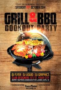 best 10 bbq summer party flyer templates psd flyer for