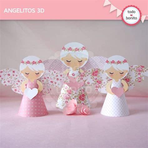 top 25 ideas about angeles para bautizo on angelitos para bautismo manualidades invitaciones baby shower para imprimir