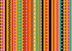 tribal pattern words aztec native pattern tribal art design hipster summer