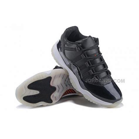 women jordan 11 c cheap air jordan 11 retro low 72 10 black white new sale