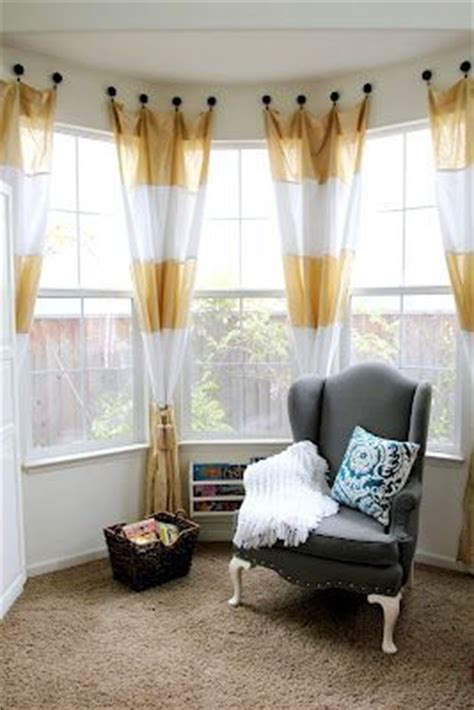 curtain hanging options best 25 bay window curtains ideas on pinterest curtains