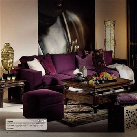 eggplant colored couch love the eggplant colored sofa colors wine plum grape