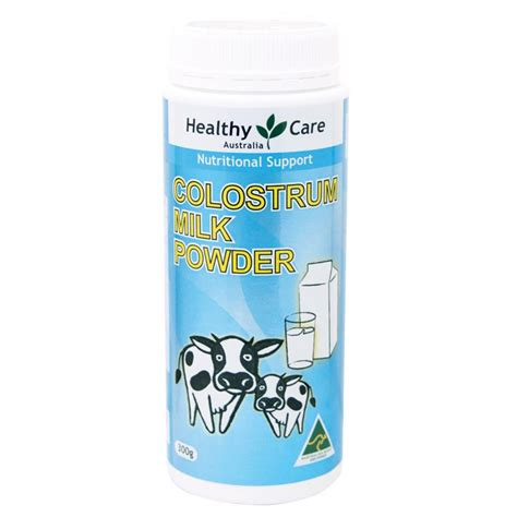 best colostrum powder buy healthy care colostrum powder 300g at chemist