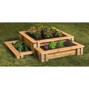 oldcastle 8 in x 8 in x 6 in brown planter wall