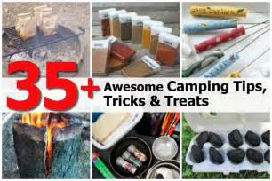 35 awesome camping tips tricks amp treats diy tips