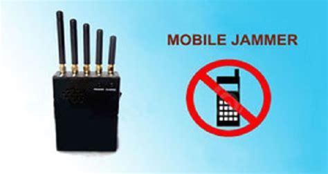 mobile jammer network jammer cell phone signal jammer