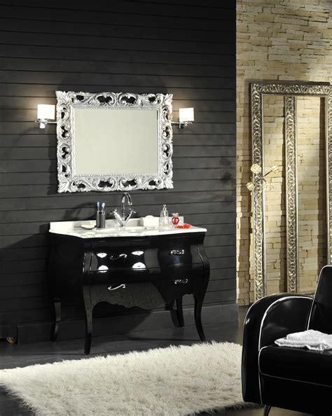 mobile bagno nero mobile bagno barocco modello lipari nero ebay