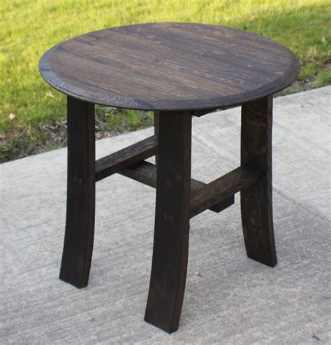 stave end table end table stave designsstave designs