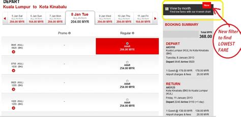 airasia view booking how to find the lowest fare on airasia com all year round