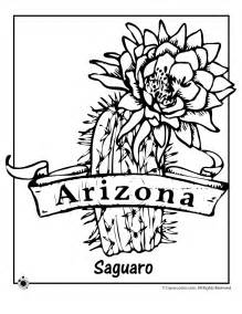 az coloring pages state flower coloring pages arizona state flower coloring