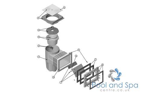 L Parts Astral Pool 15l Standard Throat Skimmer Spare Parts Www