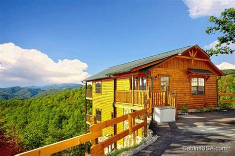 Wears Valley Cabins For Rent by Wears Valley Luxury Cabin Rental With Views Take