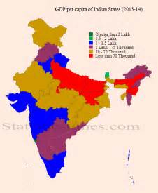 indian states gdp per capita of indian states indian states gdp per