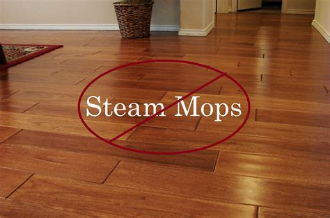 steam cleaning hardwood floors steam mops not the miracle cleaning method we thought