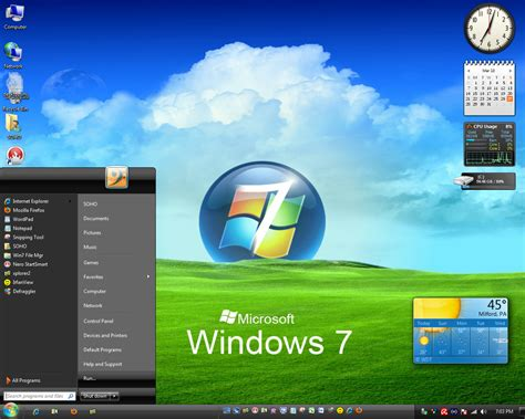 theme windows 7 is everything windows windows 7 basic themes