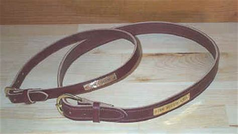 kentucky name plate belt