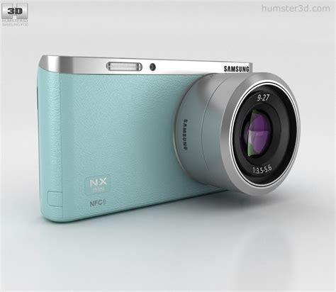 Samsung Nx Mini Smart samsung nx mini smart mint green 3d model hum3d