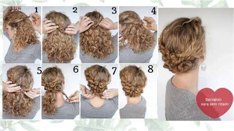 recogidos para pelo corto recogidos pelo corto rizado los mejores peinad 4926