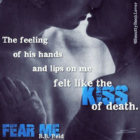 The Fear In Me 22 best images about b b on books
