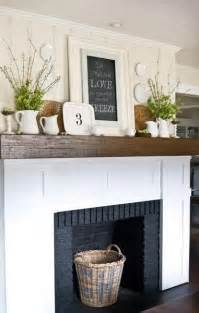 how to decorate fireplace how to decorate a fireplace mantel paperblog