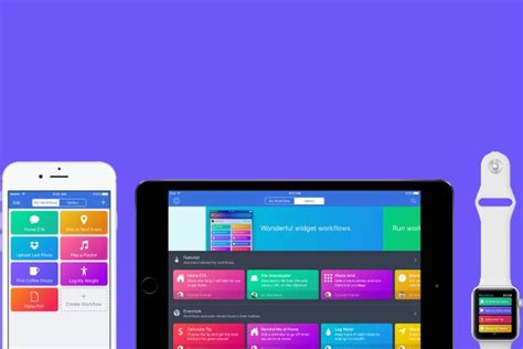 mac workflows apple buys automation tool workflow tweaks some features