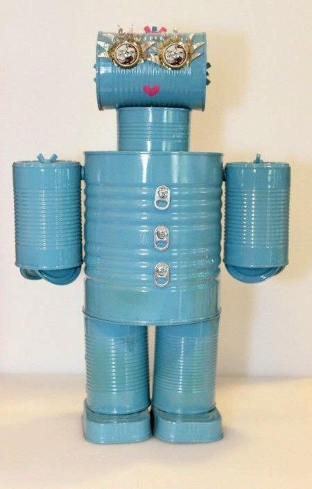 robots de trozos de botellas como hacerlos diferentes robots para hacer con los ni 241 os 161 alucinar 225 n