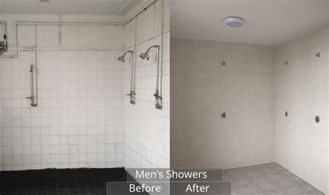 Mens Shower by Scottish Badminton Inglispm 0141 354 6539
