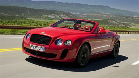 bentley continental supersports wallpaper 2017 bentley continental supersports convertible hd car