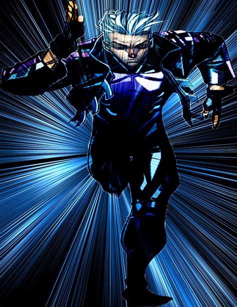 quicksilver digital blue ultimate quicksilver speed warp blue by vortexsonic on