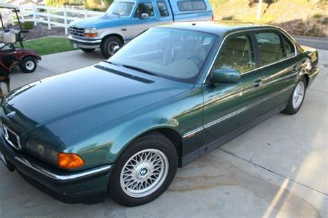 purchase used 1995 bmw 740 il in jamestown california united states