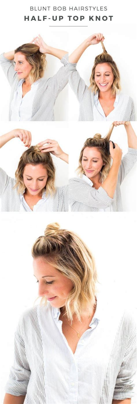 easy hairstyles after washing hair best 25 quick work hairstyles ideas on pinterest quick