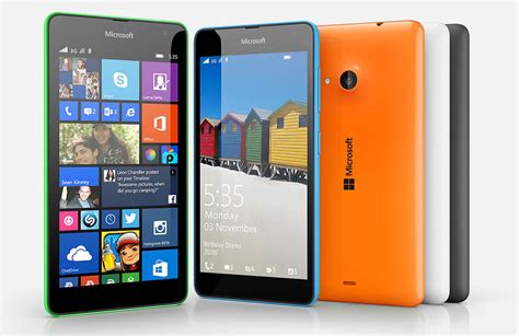Microsoft Lumia 535 microsoft lumia 535 launched in pakistan