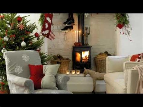 Christmas Tree Home Decorating Ideas step inside a modern country style home that s dressed for