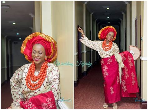 yaroba native dressing 6 lovely indigenous nigerian wedding attires and bridal