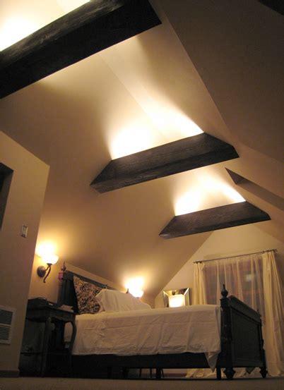 beleuchtung holzbalken indirekte beleuchtung f 252 r kreative licht und