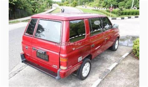 Sokbreker Mobil Panther Isuzu Panther Royale Merah Manual 1997