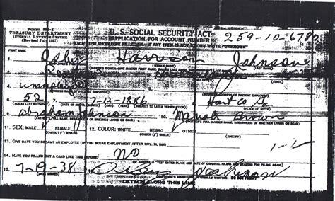 Social Security Birth Records Family History Episode 4 Genealogy Conferences The Ss 5