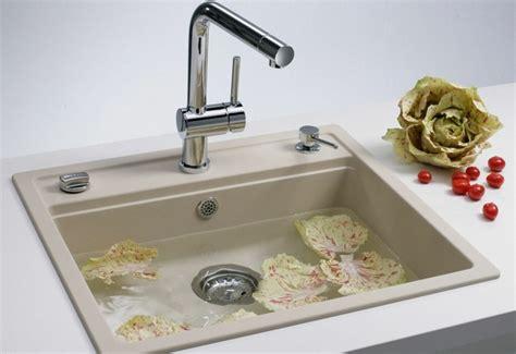 lavabo pour cuisine evier de cuisine en granite evier encastrer granit et
