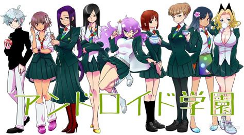 japanese android handset makers become japanese schoolgirls for android advertising