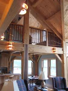timber frame home interiors new timber frame home interior for the home